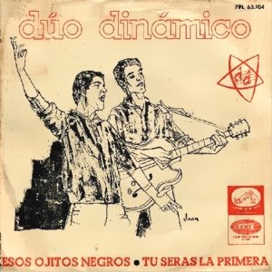 Dúo Dinámico - La Voz De Su Amo (EMI)7PL 63.104