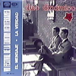 Dúo Dinámico - La Voz De Su Amo (EMI)7PL 63.112