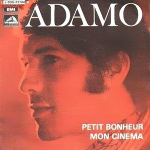 Adamo - La Voz De Su Amo (EMI)J 006-20.104