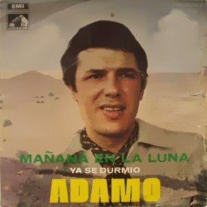 Adamo - La Voz De Su Amo (EMI)J 006-23.054