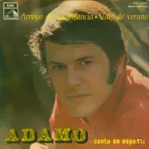 Adamo - La Voz De Su Amo (EMI)J 006-23.002