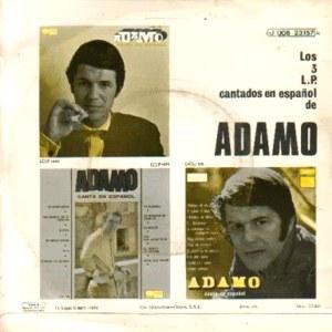 Adamo - La Voz De Su Amo (EMI)J 006-23.157