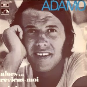 Adamo - La Voz De Su Amo (EMI)J 006-23.245