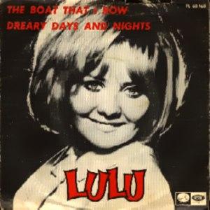 Lulu - La Voz De Su Amo (EMI)PL 63.163