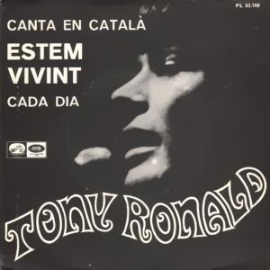 Ronald, Tony - La Voz De Su Amo (EMI)PL 63.168