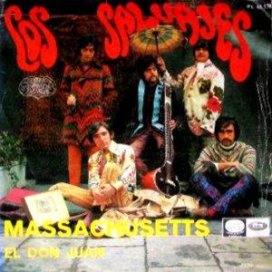 Salvajes, Los - La Voz De Su Amo (EMI)PL 63.176