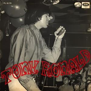 Ronald, Tony - La Voz De Su Amo (EMI)PL 63.179