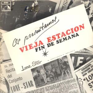 Lone Star - La Voz De Su Amo (EMI)PL 63.203