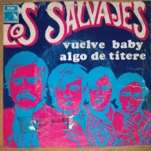 Salvajes, Los - La Voz De Su Amo (EMI)PL 63.207