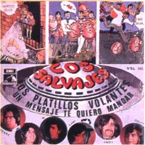 Salvajes, Los - La Voz De Su Amo (EMI)VSL 105