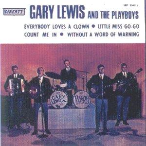 Lewis, Gary