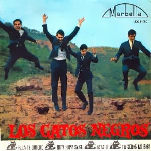 Gatos Negros, Los - Marbella (Vergara)2.003-XC