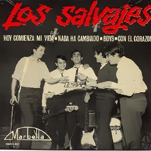 Salvajes, Los - Marbella (Vergara)2.005-XC