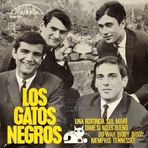 Gatos Negros, Los - Marbella (Vergara)2.010-XC