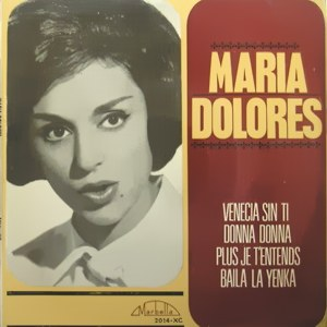 María Dolores - Marbella (Vergara)2.014-XC