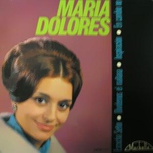 María Dolores - Marbella (Vergara)2.018-XC