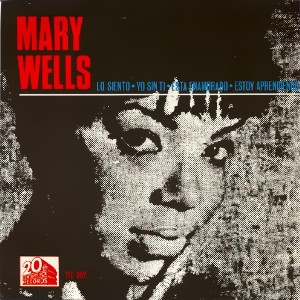 Wells, Mary - 20th Century Fox TFE 002