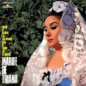 Marifé De Triana - Alhambra (Columbia)EMGE 70844