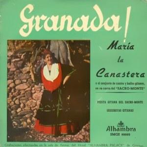 María La Canastera