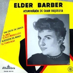 Elder Barber - Alhambra (Columbia)SMGE 80110