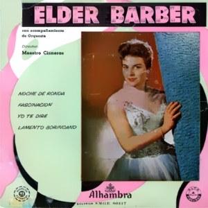 Barber, Elder