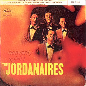 Jordanaires, The - Capitol EAP 1-1011