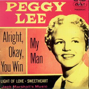 Lee, Peggy