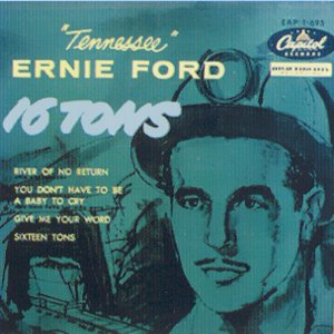 Ford, Tennessee E.