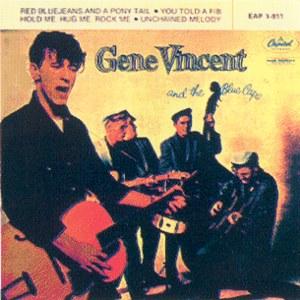 Vincent, Gene - CapitolEAP 1-811