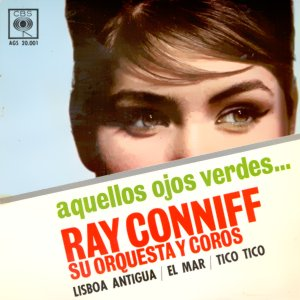 Ray Conniff - CBS AGS 20.001
