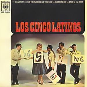 Cinco Latinos, Los - CBSAGS 20.019