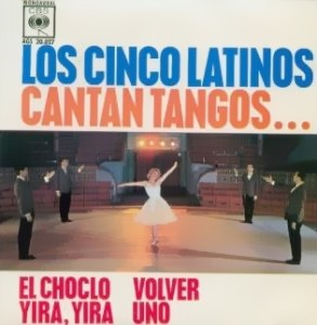 Cinco Latinos, Los - CBSAGS 20.027