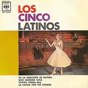 Cinco Latinos, Los - CBSAGS 20.037