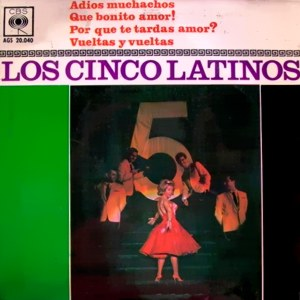 Cinco Latinos, Los - CBSAGS 20.040