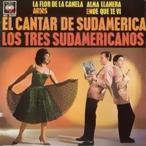 Tres Sudamericanos, Los - CBSAGS 20.049