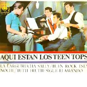 Teen-Tops, Los - CBSAGS 20.063
