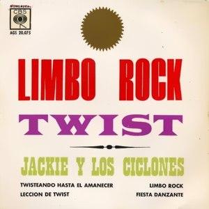 Jackie Y Los Ciclones - CBSAGS 20.075