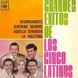 Cinco Latinos, Los - CBSAGS 20.077