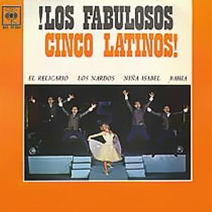 Cinco Latinos, Los - CBSAGS 20.084