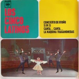 Cinco Latinos, Los - CBSAGS 20.085
