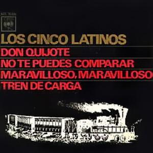 Cinco Latinos, Los - CBSAGS 20.086