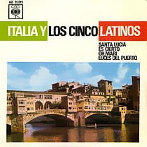 Cinco Latinos, Los - CBSAGS 20.093