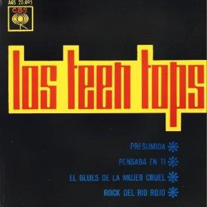 Teen-Tops, Los - CBSAGS 20.095