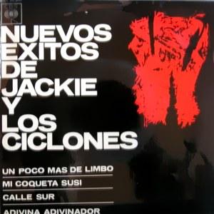 Jackie Y Los Ciclones - CBSAGS 20.097