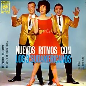 Tres Sudamericanos, Los - CBSAGS 20.102