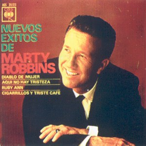 Robbins, Marty - CBS AGS 20.125