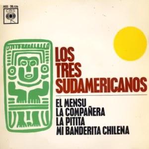 Tres Sudamericanos, Los - CBSAGS 20.126