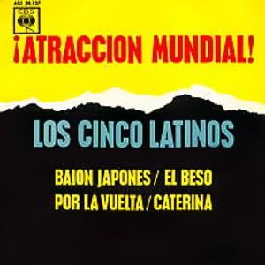 Cinco Latinos, Los - CBSAGS 20.137