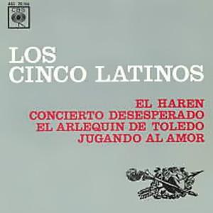 Cinco Latinos, Los - CBSAGS 20.166