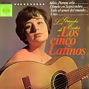 Cinco Latinos, Los - CBSAGS 6122